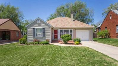 419 N Battin St, Wichita, KS 67208 - MLS#: 566616