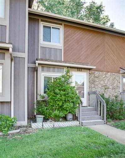 1530 N Smith Cir #702, Wichita, KS 67212 - MLS#: 567072