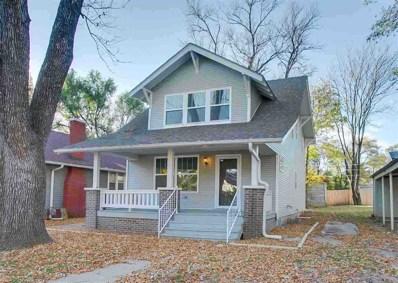 521 W 4th Ave, El Dorado, KS 67042 - MLS#: 567763