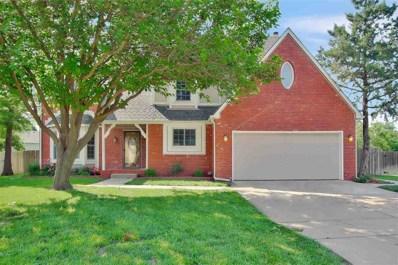 2645 N Rushwood Ct, Wichita, KS 67226 - MLS#: 567876