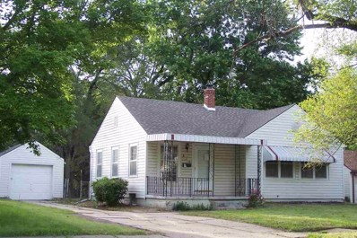 820 N Ridgewood Dr, Wichita, KS 67208 - MLS#: 568165