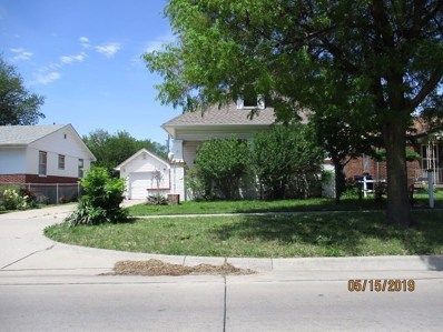 1311 S Hydraulic St, Wichita, KS 67216 - MLS#: 568514