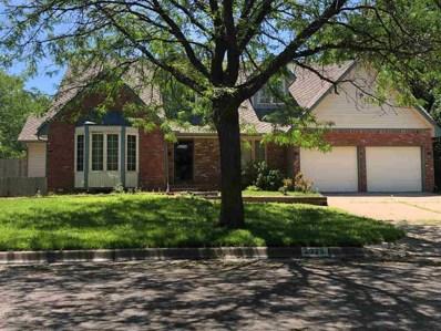 7625 E Oxford St, Wichita, KS 67226 - MLS#: 568524