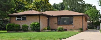 2611 W 17TH St N, Wichita, KS 67203 - MLS#: 568564