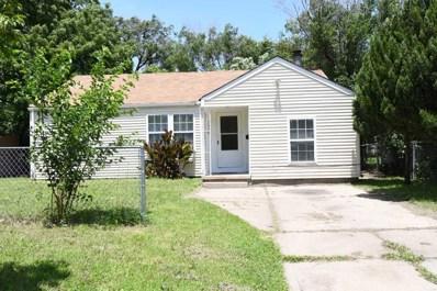 1510 E 15th St N, Wichita, KS 67214 - MLS#: 568760