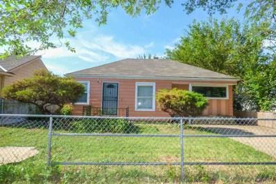 2221 E Murdock St, Wichita, KS 67214 - MLS#: 568791