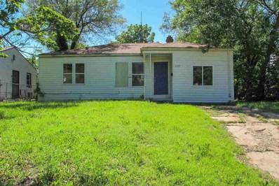1449 N Volutsia Ave, Wichita, KS 67214 - MLS#: 568826