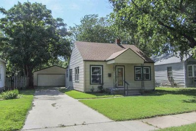 1515 S Ellis Ave, Wichita, KS 67211 - MLS#: 568918