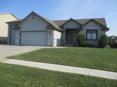13328 E Bellechase St, Wichita, KS 67230 - MLS#: 569148