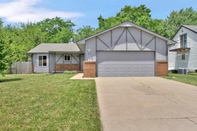 6707 E Pepperwood Ct, Wichita, KS 67226 - MLS#: 569225