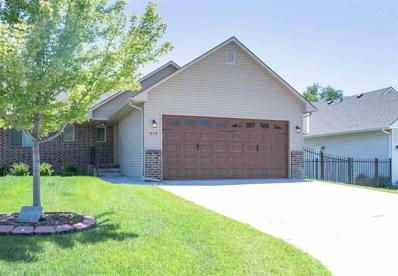 613 W Autumn Ridge Ct, Andover, KS 67002 - MLS#: 569352