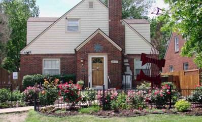 1825 E Waterman St, Wichita, KS 67211 - MLS#: 569583