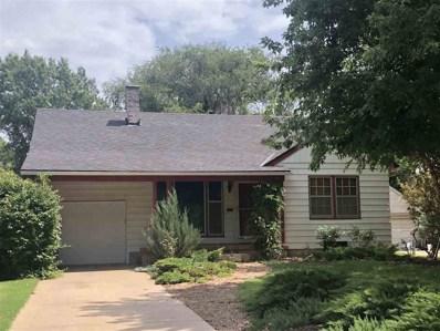 344 N Parkwood Ln, Wichita, KS 67208 - MLS#: 570368