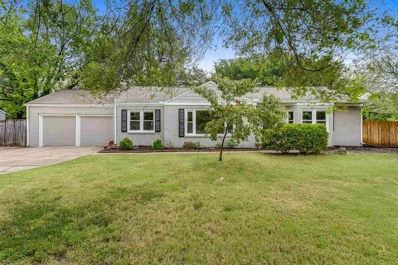 306 N Edgemoor, Wichita, KS 67208 - MLS#: 570370