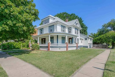 224 E 1st St, Newton, KS 67114 - MLS#: 570689
