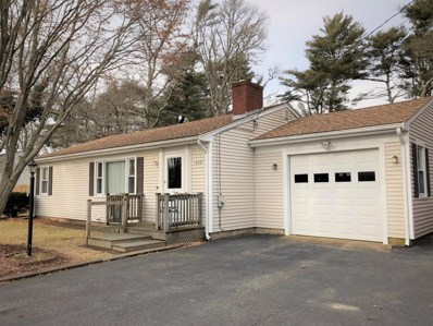 433 Carriage Shop Road, Falmouth, MA 02540 - MLS#: 21801271