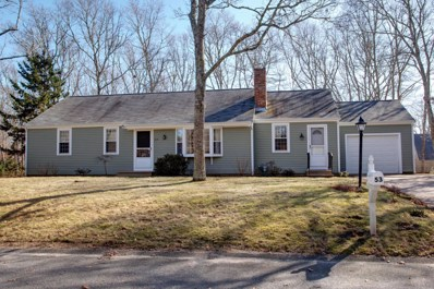 53 Fishermans Cove Road, East Falmouth, MA 02536 - MLS#: 21801335
