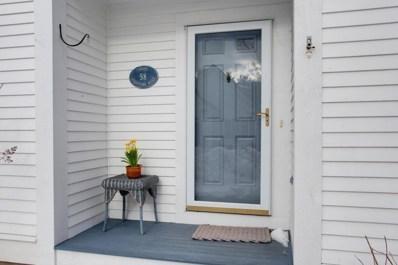 58 Stratford, Mashpee, MA 02649 - MLS#: 21801674