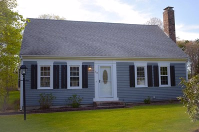 58 Sadys Lane, East Falmouth, MA 02536 - MLS#: 21803402