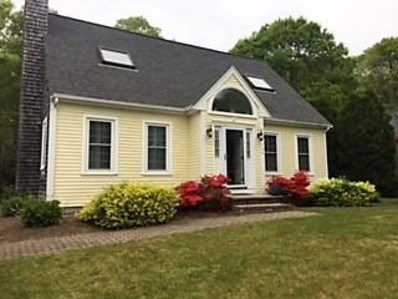 43 Uncle Edwards Road, Popponesset, MA 02649 - MLS#: 21803804