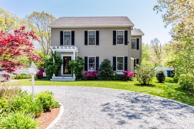 87 S Eighteenth Street South Street, Edgartown, MA 02539 - MLS#: 21803933