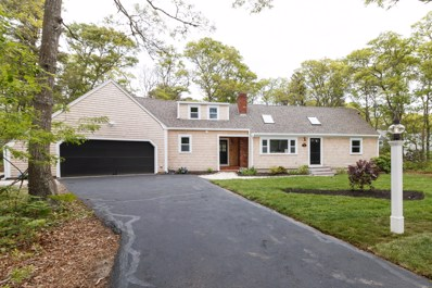 4 Eel River Road, East Falmouth, MA 02536 - MLS#: 21804245