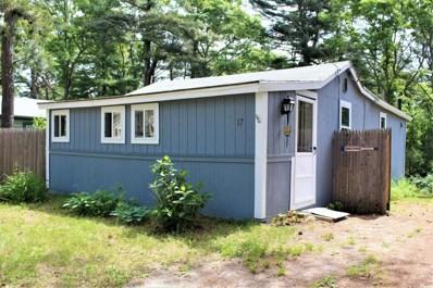 17 Pine Lake Drive, East Wareham, MA 02538 - MLS#: 21804258