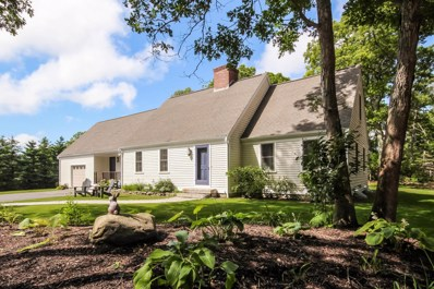 203 Currier Road, East Falmouth, MA 02536 - MLS#: 21805025