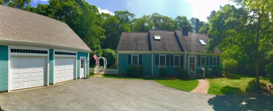 165 Old Mill Road, Marstons Mills, MA 02648 - MLS#: 21805435