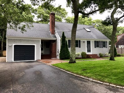 593 Old Strawberry Hill Road, Centerville, MA 02632 - MLS#: 21805814