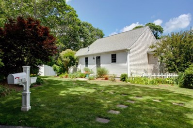 21 Route 6A UNIT UNIT 1, Sandwich, MA 02563 - MLS#: 21805937