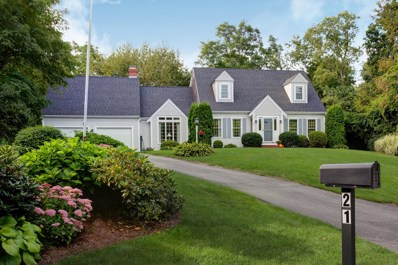 21 Stoney Pond Circle, Marstons Mills, MA 02648 - MLS#: 21807223