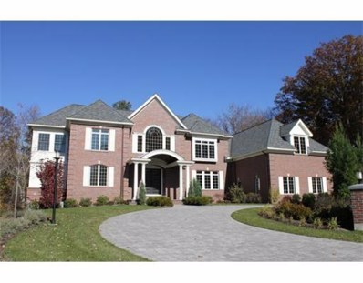 4 Willoughby Lane, Andover, MA 01810 - MLS#: 71450731