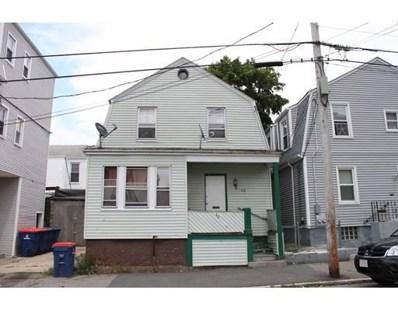 40 Salisbury Street, New Bedford, MA 02744 - MLS#: 71862222