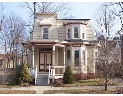 59 Stebbins Street, Springfield, MA 01109 - MLS#: 71951474