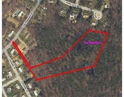 1500 Old Pleasant St (Rear), Bridgewater, MA 02324 - MLS#: 71956016