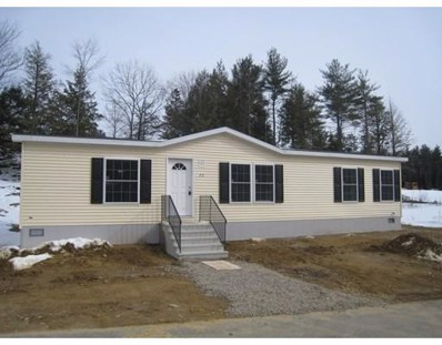 72 Peggi Lane, Winchendon, MA 01475 - MLS#: 72000476