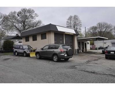 697 Ashley Blvd, New Bedford, MA 02745 - MLS#: 72001083
