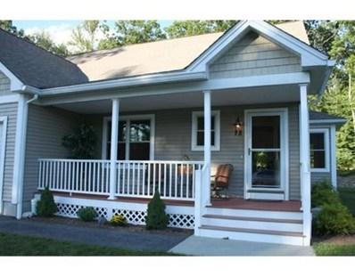 26 Whitman Bailey Drive UNIT 00, Auburn, MA 01501 - MLS#: 72016284