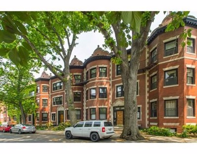 12 Keswick Street UNIT 4, Boston, MA 02215 - #: 72022525