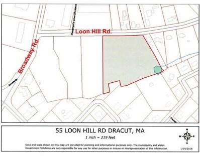 55 Loon Hill Road, Dracut, MA 01826 - MLS#: 72027047