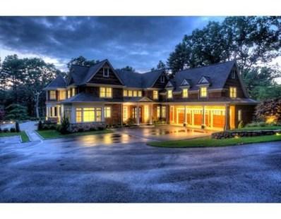 36 Spruce Hill Road, Weston, MA 02493 - MLS#: 72054865