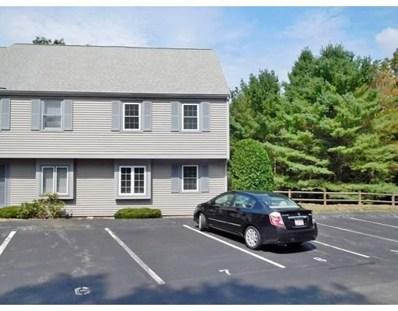 1 Oak Ridge Drive UNIT 6, Maynard, MA 01754 - MLS#: 72055684