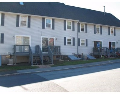 46 Mt Hope UNIT 3, Lowell, MA 01854 - MLS#: 72078415