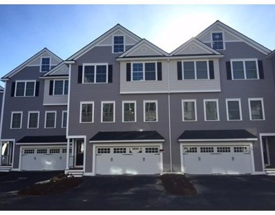 1900 Turnpike Street UNIT K-1, North Andover, MA 01845 - MLS#: 72078557