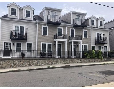 25 Howland St UNIT 4, Plymouth, MA 02360 - MLS#: 72085606