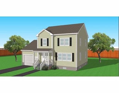Lot 50 Courtney Street, Fall River, MA 02720 - MLS#: 72085839