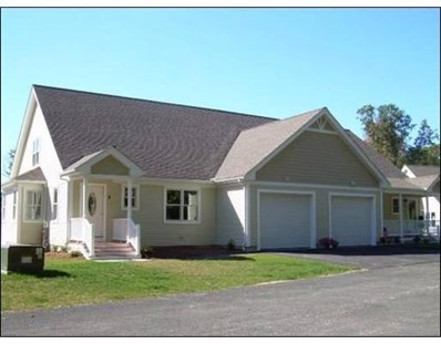 16 Whitman Bailey Drive UNIT 00, Auburn, MA 01501 - MLS#: 72089425