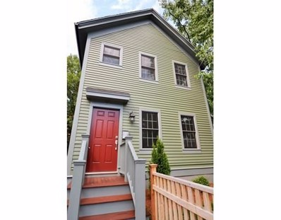 39-A Oxford St UNIT LEFT, Somerville, MA 02143 - MLS#: 72095120