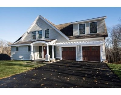 5 Manor Way, Cohasset, MA 02025 - MLS#: 72098339